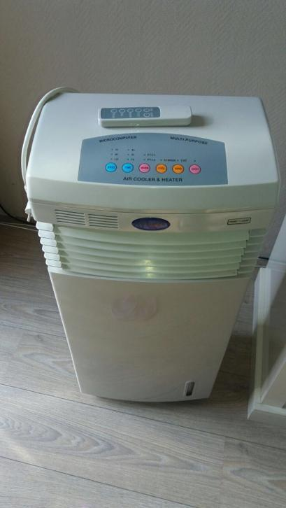 Air cooler & Heater