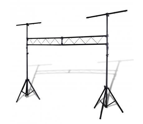 Truss licht systeem incl. 2 Tripods