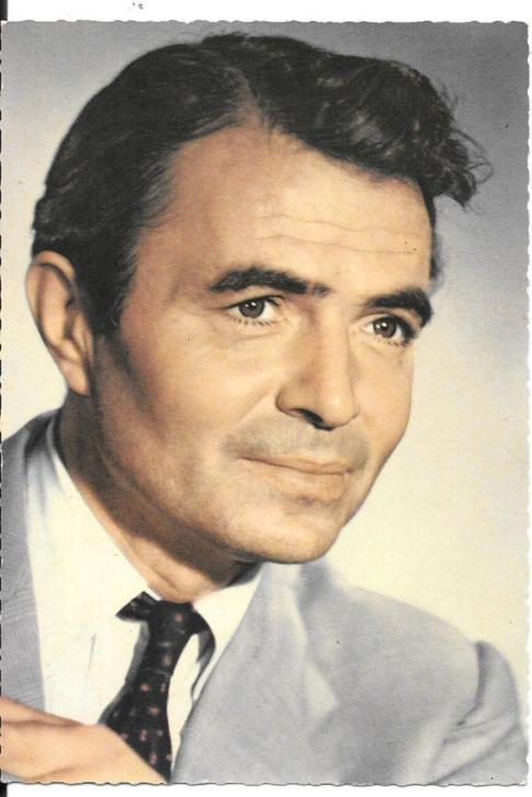 JAMES MASON - Fotokaart