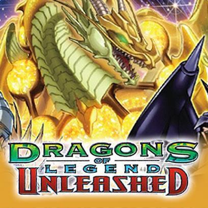 The Dragons of Legend 3: Unleashed