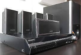 home cinema set 5.1 sony dav-dz260 dvd speler