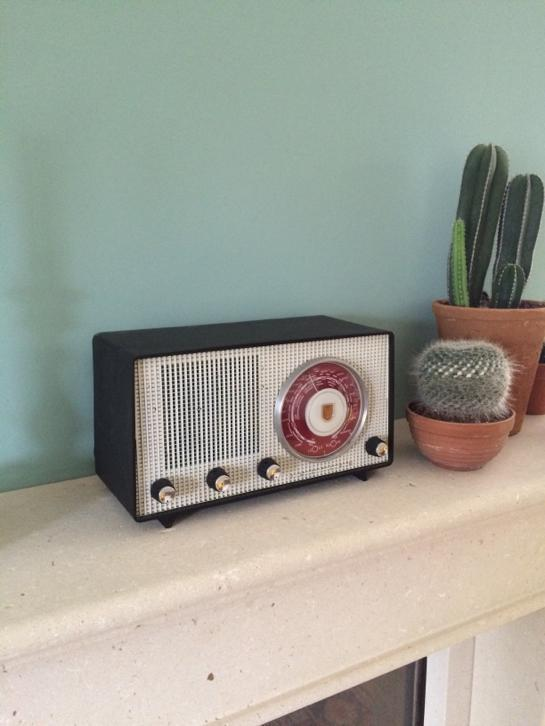 Philips wereldradio retro