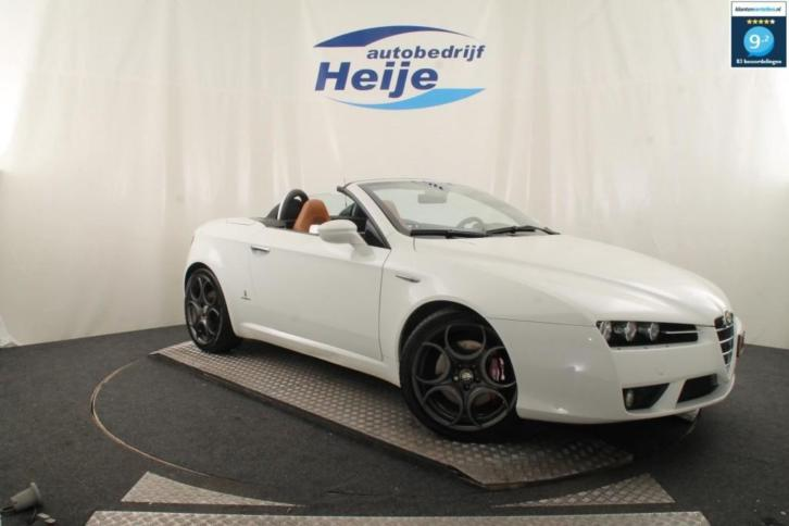 Alfa Romeo Spider 1.7 T Exclusive (bj 2009)