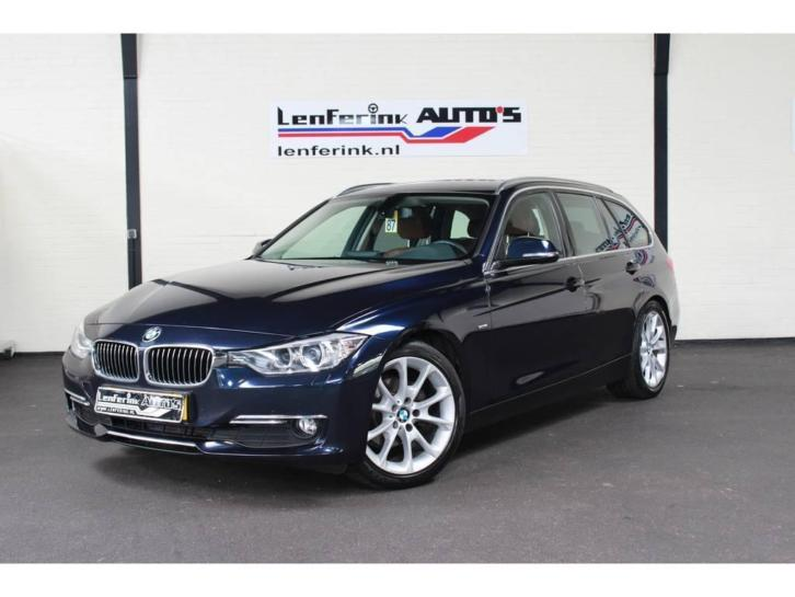 BMW 320D High Exe Edition AUT 2013 108.000km NAP 1e eig.