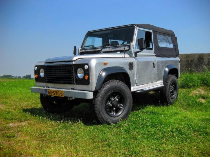 Land Rover Defender alu 90 V8 1986