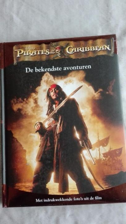 Pirates of the caribbean - de bekenste avonturen