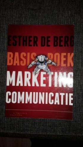 Basisboek marketing communicatie: