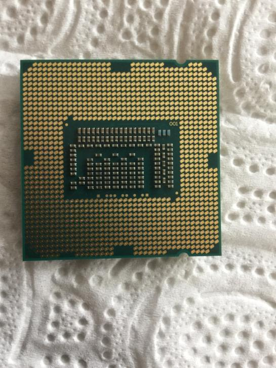 Intel core i7-3770 - 3,4GHz