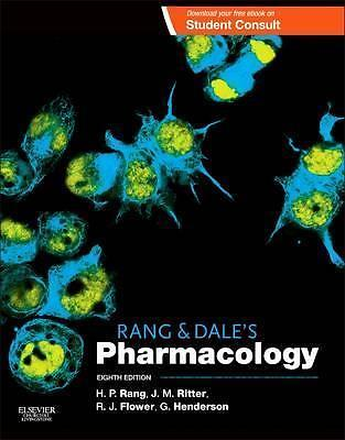 Rang & Dale's Pharmacology 9780702053627