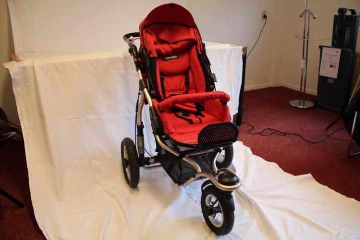 H070-Kinderwagen, Quinny Freestyle XL by Maxi Cosy