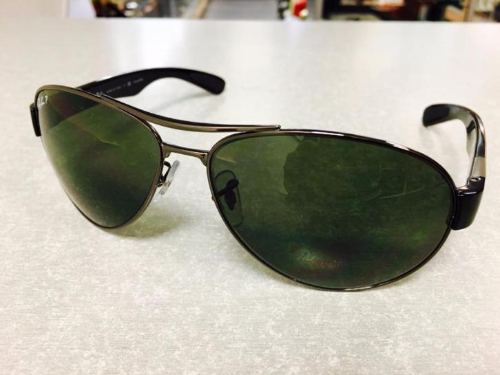 Ray-Ban RB3509 Active Lifestyle Polarized zonnebril