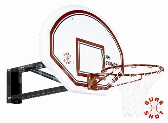 SureShot basketbalbord Barcelona | Basketbal
