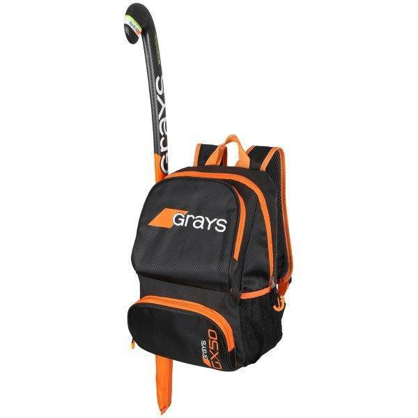 Grays GX 50 Backpack Zwart/Oranje