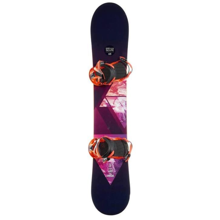 Pack snowboard all mountain Freeride heren Dreamscape 700 Po
