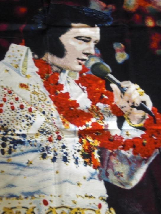 Elvis wandkleed
