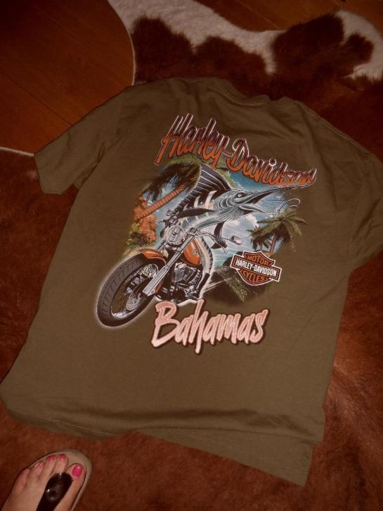 harly davidson t shirt mt xl