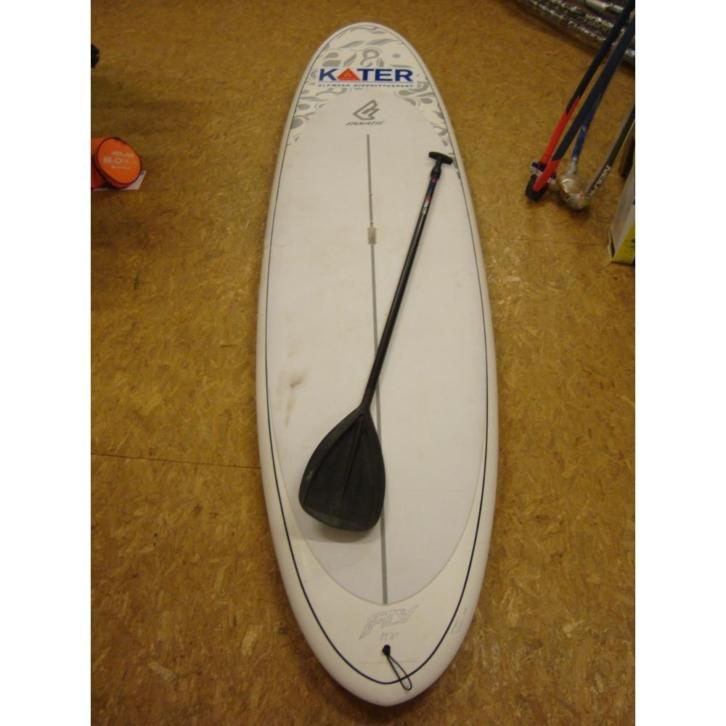 Fanatic Fly Sup Met Peddel 2012 11'0""