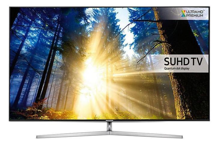 Samsung 49 Inch CURVED 4K SUHD SMART LED TV UE49KS7500