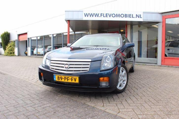 Cadillac CTS 3.2 V6 Sport Luxury Autmaat (bj 2004)
