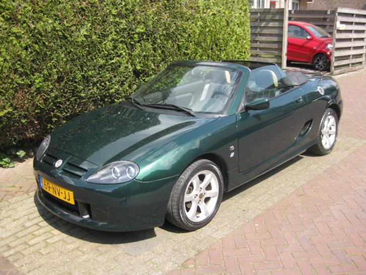 MG TF 1.8 I 135 2004 Groen