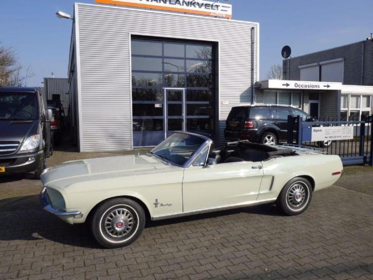 Ford USA Mustang cabrio 5.0 gt convertible aut 302 V8 TOPZUS