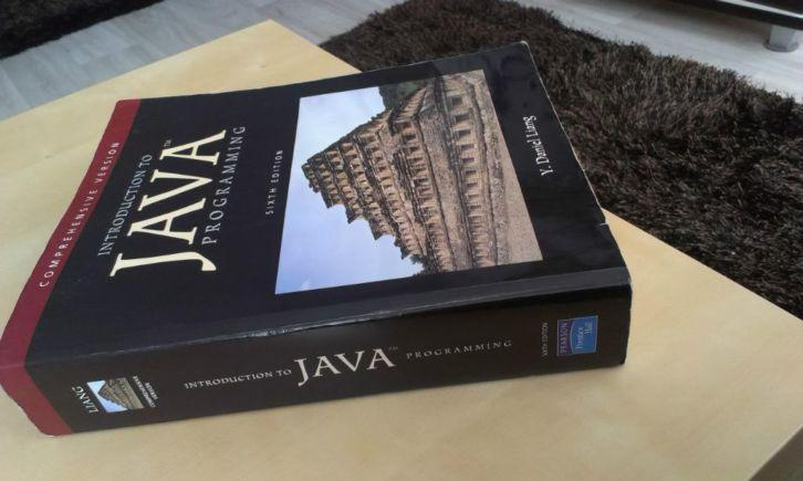 Introduction to Java Programming: Comprehensive Version 6/e