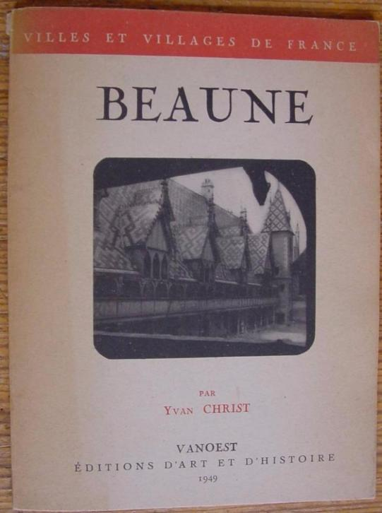 Beaune- par Yvan Christ