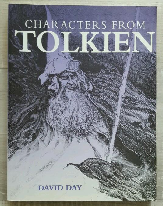 Characters from Tolkien - David Day