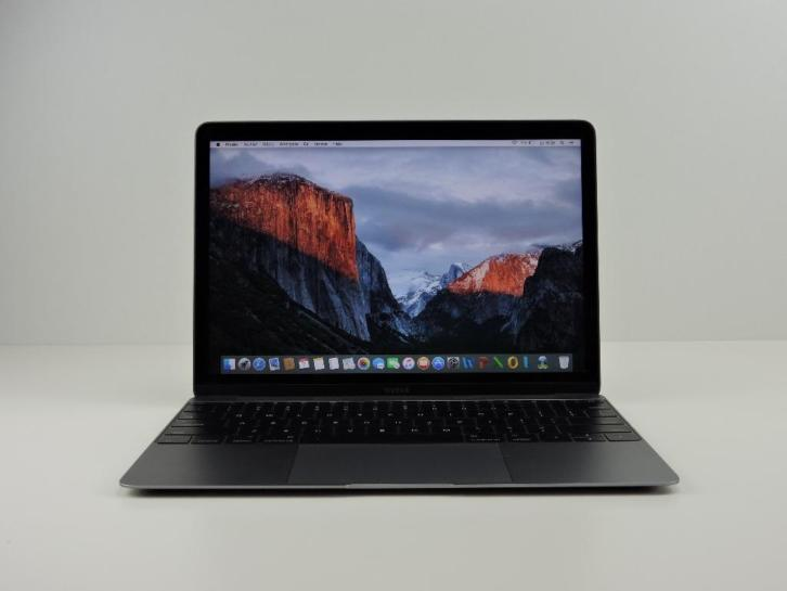 Macbook 12'' Retina 1,1 Ghz 8GB 256GB SSD 2016 ( Garantie )