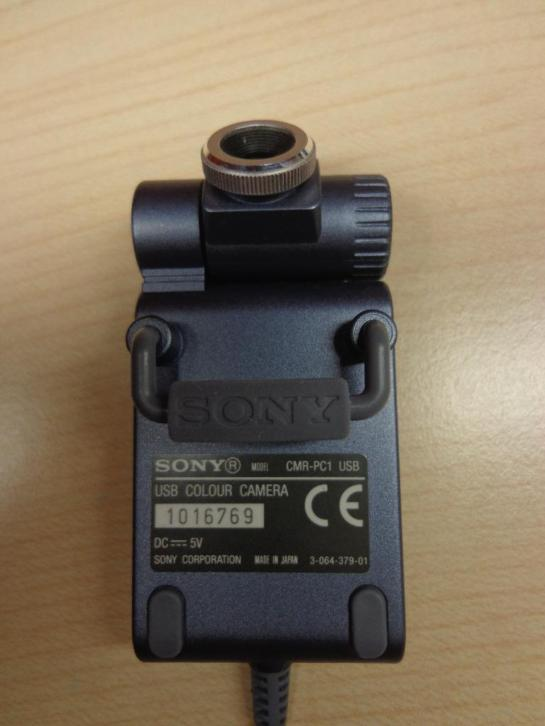 Sony notebook camera (CMR-PC1) + Software