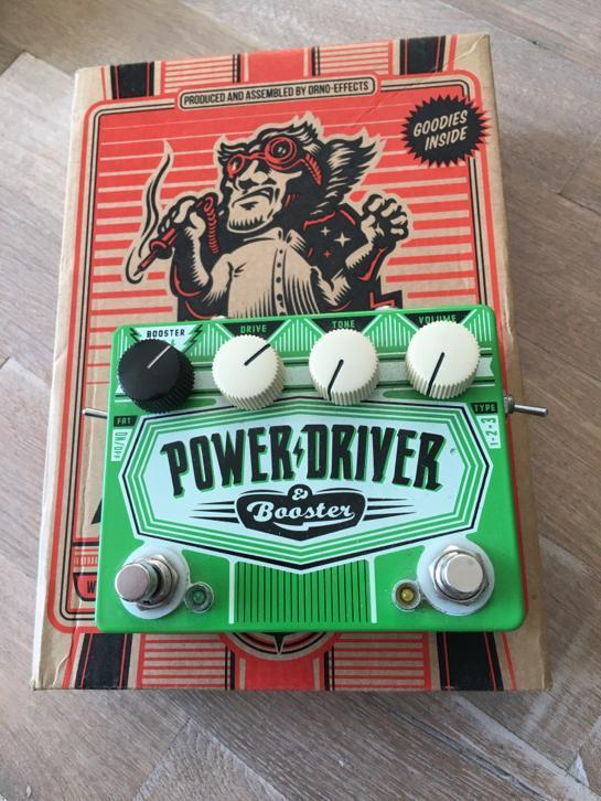 Dr No powerdriver