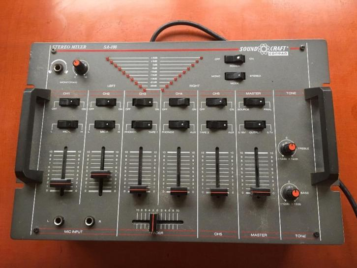 mengpaneel soundcraft (conrad)