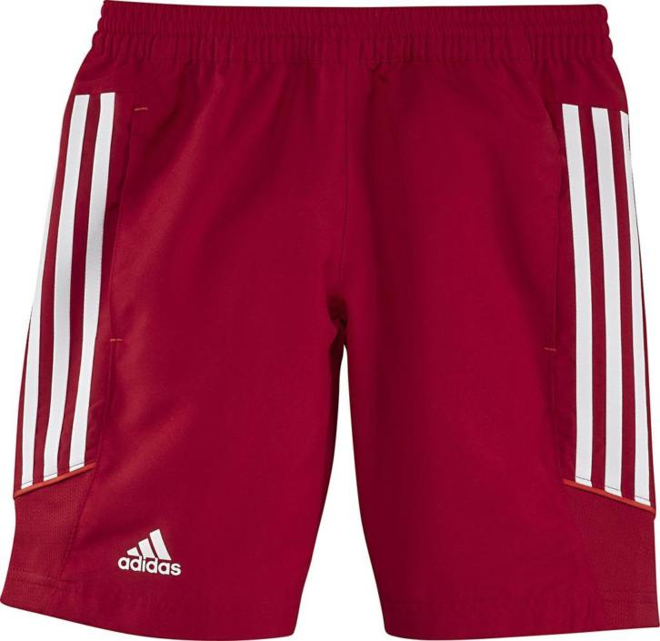Adidas T12 Woven Short Youth Red (Aktie)
