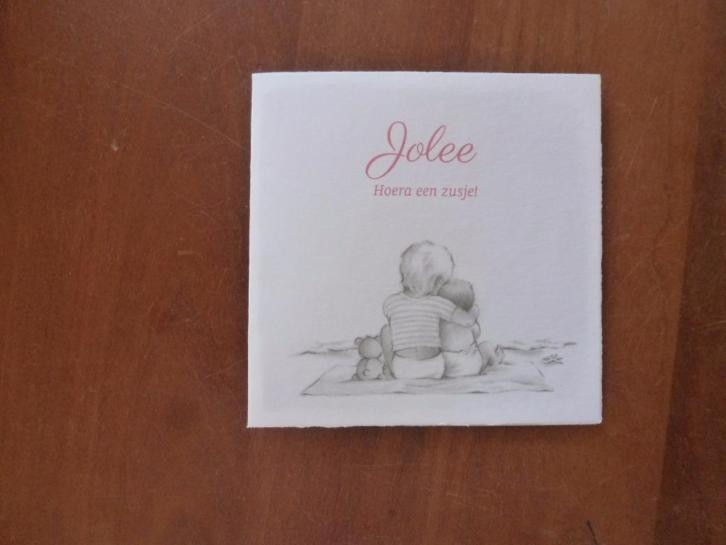 Jolee, 9 juli 2015, Family Cards