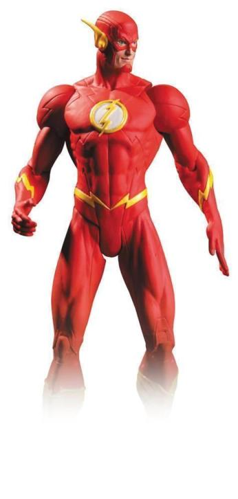 Justice League New 52 - Flash Action Figure