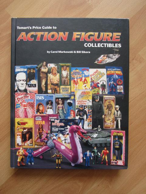 Tomarts price guide to action figure collectibles boek