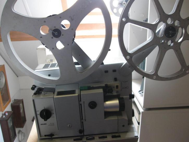 16mm Bauer P7 projector