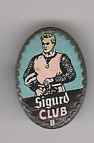 stripspeld Sigurd club