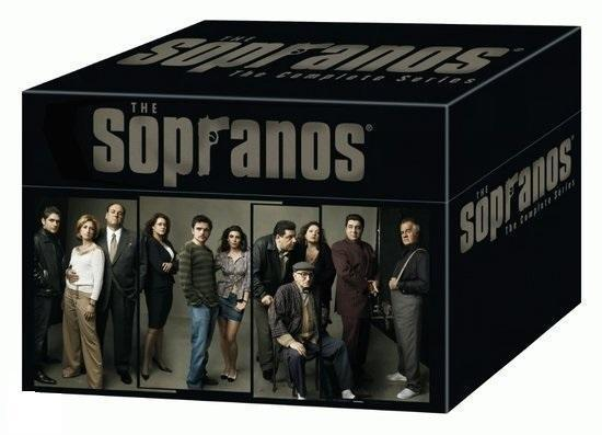 The Sopranos - The Complete Series (Series & mini-series)