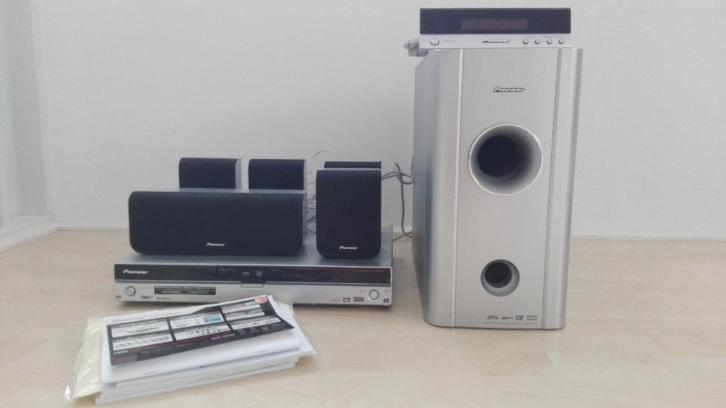 Pioneer Home Cinema System RCS-404H