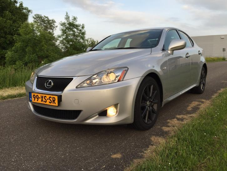 Lexus IS 250 2.5 AUT 2007 Grijs