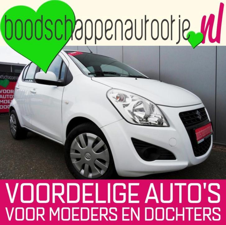 Suzuki Splash 1.0 12V Exclusive / Airco / 5 Deurs / 07-2013