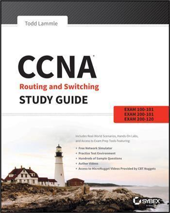 CCNA Routing and Switching Study Guide - Exams 9781118749616