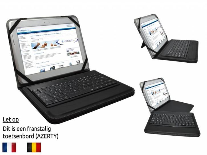 Franse Bluetooth Keyboard Case voor Apple Ipad Air