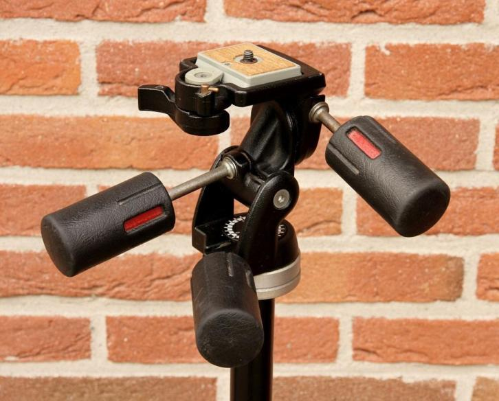 Manfrotto 141RC kop