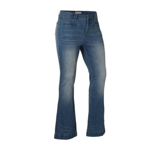whkmp-s GREAT LOOKS flared jeans maat 48