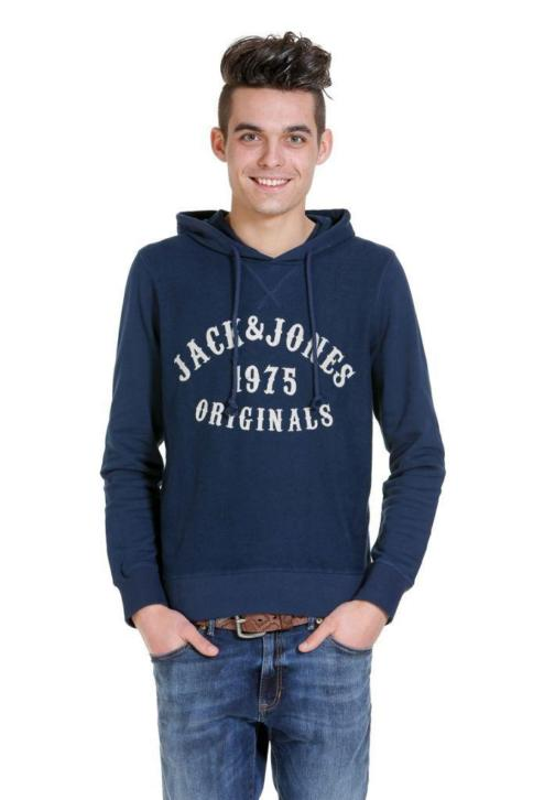 Jack & Jones Sweater Major, Donkerblauw