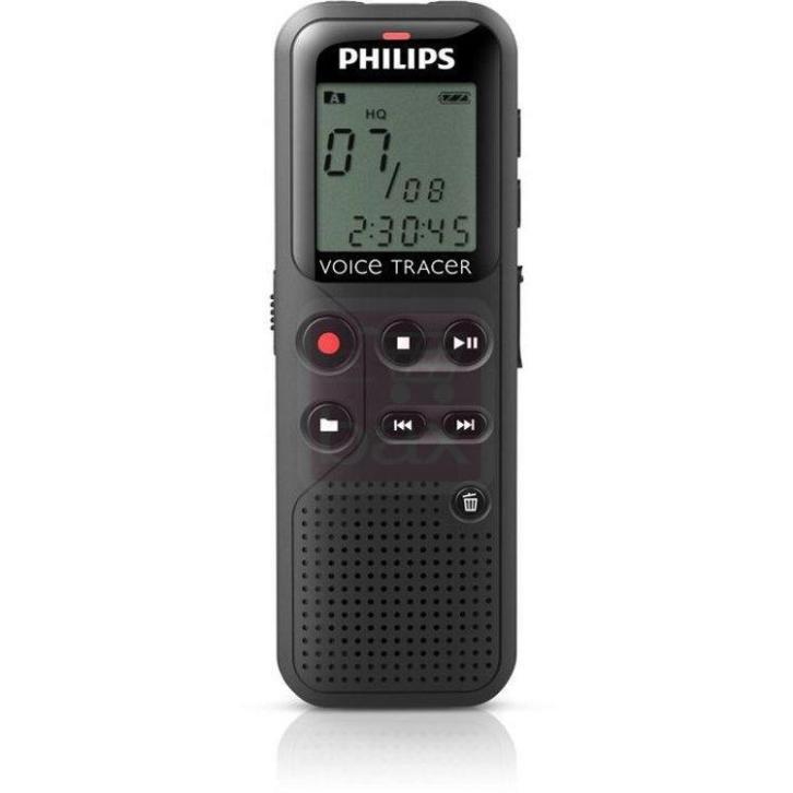 (B-stock) Philips DVT1100 digitale memorecorder