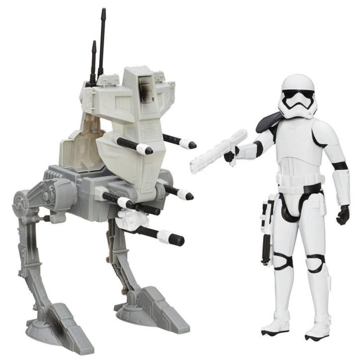 Star Wars - Assault Walker with Riot Control Stormtrooper