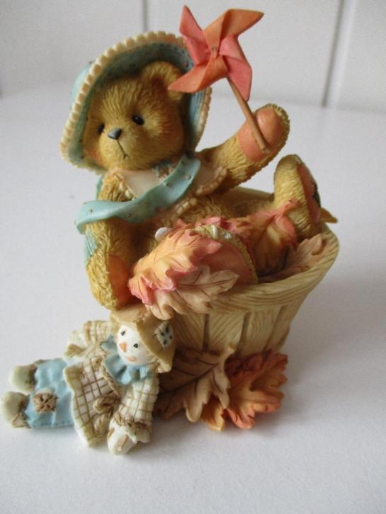 cherished teddies pat falling for you